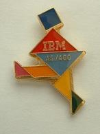 Pin's IBM - AS/400 - Computers