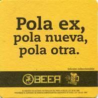 Lote 422, Colombia, Posavaso, Coaster, Pub Beer, Medellin  Airport, Pola Ex, Pola Nueva, Pola Otra - Portavasos
