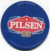 Lote Pa3, Paraguay, Posavaso, Coaster, Pilsen, Fresca - Beer Mats