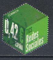 °°° SPAGNA SPAIN - YT N°4686 MI N°4981 - 2015 °°° - 2011-... Usados