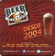 Lote 418, Colombia, Posavaso, Coaster, Beer Station, Desde 2004 - Portavasos