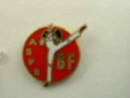 Pin's ASPS BOXE FRANCAISE - Boxing