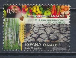 °°° SPAGNA SPAIN - YT N°4691 MI N°4986 - 2015 °°° - 2011-... Usati