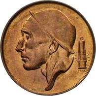 Monnaie, Belgique, Baudouin I, 50 Centimes, 1980, SUP, Bronze, KM:148.1 - 1951-1993: Baudouin I