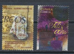 °°° SPAGNA SPAIN - YT N°4724/25 MI N°5019/20 - 2015 °°° - 2011-... Usati