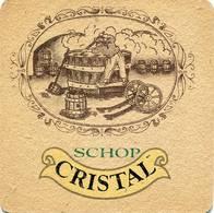 Lote CH9, Chile, Posavaso, Coaster, Cristal, Elaboracion Cerveza, Revolviendo - Portavasos