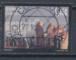 °°° SPAGNA SPAIN - YT N°4748 MI N°5043 - 2016 °°° - 2011-... Usati