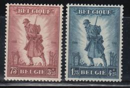 1932   YVERT Nº 351 / 352  MH - Belgien