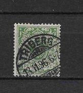 LOTE 1729  ///  ALEMANIA IMPERIO   YVERT Nº: 46  CON FECHADOR DE TRIBERG - Alemania