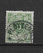 LOTE 1729  ///  ALEMANIA IMPERIO   YVERT Nº: 46 - Alemania