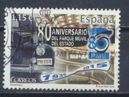 °°° SPAGNA SPAIN - YT N°4786 MI N°5081 - 2016 °°° - 2011-... Usati