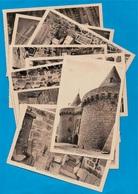 CPA 56 Musée Du Vieil HENNEBONT (Lot De Dix) Morbihan (Porte Fortifiée De Broërec Ou Bro-Erec'h) BRETAGNE - Hennebont