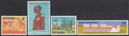 BOTSWANA, 1968 MUSEUM 4 MNH - Botswana (1966-...)
