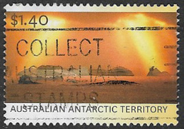 Australian Antarctic Territory 2015 Colours Of Antarctica $1.40 Type 2 Good/fine Used [38/31192/ND] - Australian Antarctic Territory (AAT)