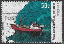 Australian Antarctic Territory SG161 2003 Antarctic Supply Ships 50c Good/fine Used [38/31193/6D] - Australian Antarctic Territory (AAT)