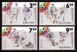 WC Football - USA - Bulgaria / Bulgarie 1994 -  Set  MNH** - World Cup