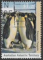 Australian Antarctic Territory SG95 1992 Definitive $1.20 Good/fine Used [16/14947/6D] - Australian Antarctic Territory (AAT)