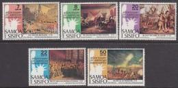 SAMOA, 1976 US BICENT 5 MNH - Samoa