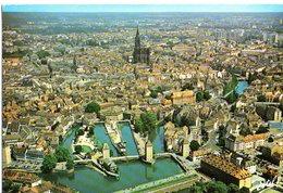 Strasbourg L'ill Et Les Ponts Couverts 1993 CPM Ou CPSM - Strasbourg