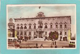 Old Postcard Of Auberge De Castille.Valletta,Malta,S49. - Malta
