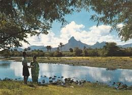 ILE MAURICE--TAMARIN--montagne Du Rempart---voir 2 Scans - Mauritius