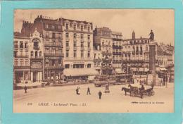 Old Postcard Of Lille, Hauts-de-France, France,S50. - Lille