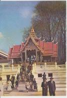 Thailand Pavilion Exposition Universelle De Bruxelles 1958 Uncirculated Postcard - Thailand