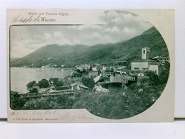 Sehr Seltene AK Fasano, Hotel Und Pension Gigola; 1906; Gardasee, Lago Di Garda - Italy