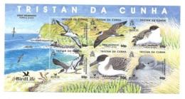 Tristan Da Cunha 2007 Birds Birdlife MNH - Tristan Da Cunha