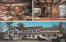 ETATS-UNIS--WESTPORT---restaurant  The Three Bears--voir 2 Scans - Etats-Unis
