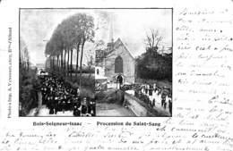 Bois Seigneur Isaac - Procession Du Saint-Sang (précurseur, Animée, A. Vanderplancq) - Eigenbrakel