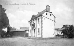 Bois Seigneur Isaac - Laiterie De L'Abbaye (café Restaurant, Animée, Edit. Theys) - Eigenbrakel