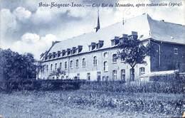 Bois Seigneur Isaac - Côté Est Du Monastère, Après Restauration (1904) - Eigenbrakel
