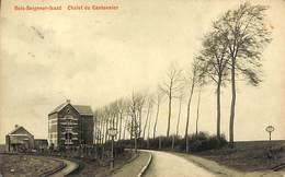 Bois Seigneur Isaac - Chalet Du Cantonnier (voies, Rails, Colorisée) - Eigenbrakel