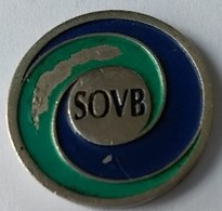 Jeton De Caddie - SOVB - Balais Et Brosses Pour Balayeuses - En Métal - - Trolley Token/Shopping Trolley Chip