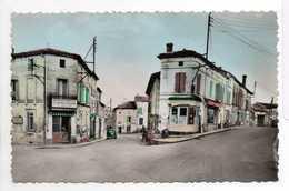 - CPSM ARCHIAC (17) - Le Carrefour De Saint-Eugène (BOUCHERIE-CHARCUTERIE G. BILLET) - - Autres Communes