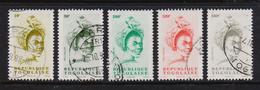 Togo 1998, Selection Between 10 En 500 Francs, Vfu - Togo (1960-...)