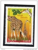 "France 3333  Neuf ** (""Girafe Réticulée"")  Cote 1,00€ - Neufs"