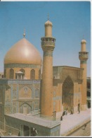 Iraq Imam Ali's Shrine Najaf Uncirculated Postcard - Iraq