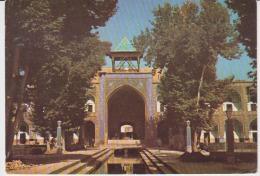 Iran Isfahan Circulated Postcard - Iran