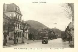 Albertville - Place De L'Hôtel De Ville - Albertville