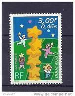 "France:3327 **""Europa 2000"" . Cote 1,00€ - Neufs"