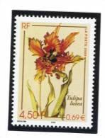 "France 3335  Neuf ** (""Tulipa Lutea"")  Cote 1,40€ - Neufs"