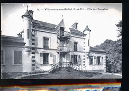 VILLENEUVE SUR BELLOT - Frankrijk
