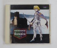 CD : HUNTER X HUNTER Character IN CD Series Vol.4 : Kurapica / MJCG-80039 - Soundtracks, Film Music