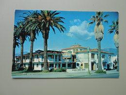 ETATS UNIS CA CALIFORNIA  SANTA BARBARA OCEAN PARK MOTEL 122 WEST CABRILLO BOULEVARD - Santa Barbara