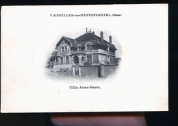 VIGNEULLES LES HATTONCHATEL TIRAGE 1899 RARE - Vigneulles Les Hattonchatel