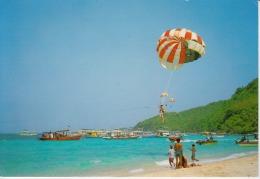 Kohkarn Island, Pataya City, Uncirculated Postcard - Thailand