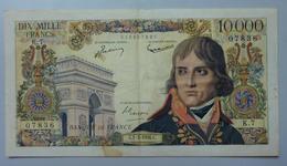 10000 Francs Bonaparte   1.3.1956 - 1871-1952 Antichi Franchi Circolanti Nel XX Secolo