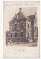 Ramsel: Villa Meynkens. (1908, Fotokaart)) - Herselt